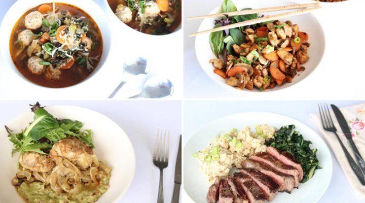 Featured diabetes meals: Week of 9-21-20