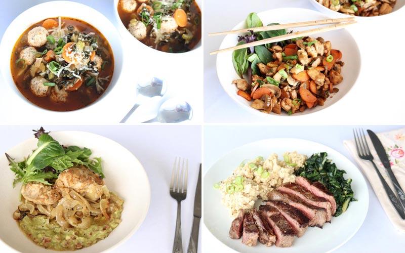 Featured Diabetic Meals: Week 10-29-18