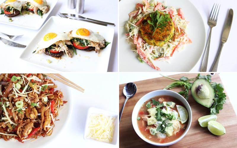 Featured Diabetic Dinners   Week of 12-3-18