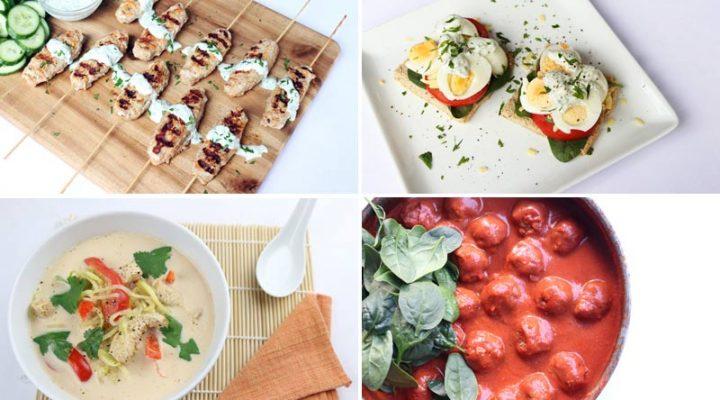Featured diabetes meals: Week of 9-7-20