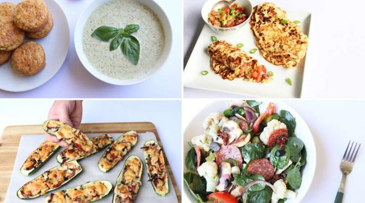 Featured diabetes meals: Week of 9-7-20