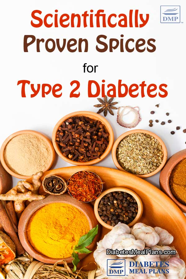 Scientifically Proven Spices for Diabetes