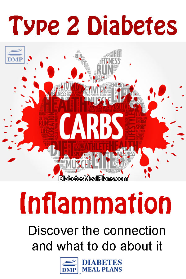 Do carbs cause inflammation in type 2 diabetes and prediabetes?