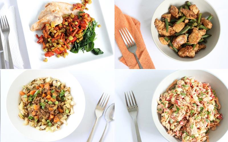 Featured Diabetic Meals: Week of 3/9/20