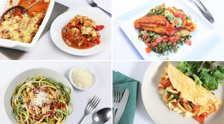 Featured Diabetic Meals: Week of 5-18-20