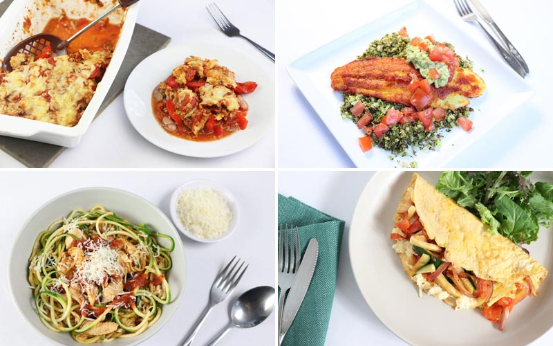 Featured Diabetic Meals: Week of 5-13-19