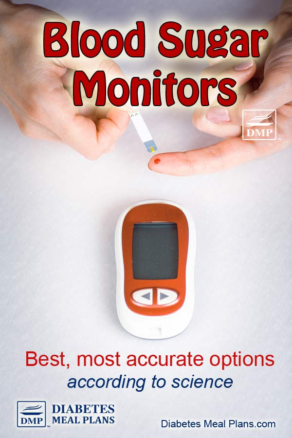 Best blood sugar monitors: most accurate according to science
