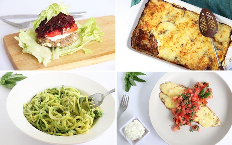 Featured diabetic meals week of 7-29-19