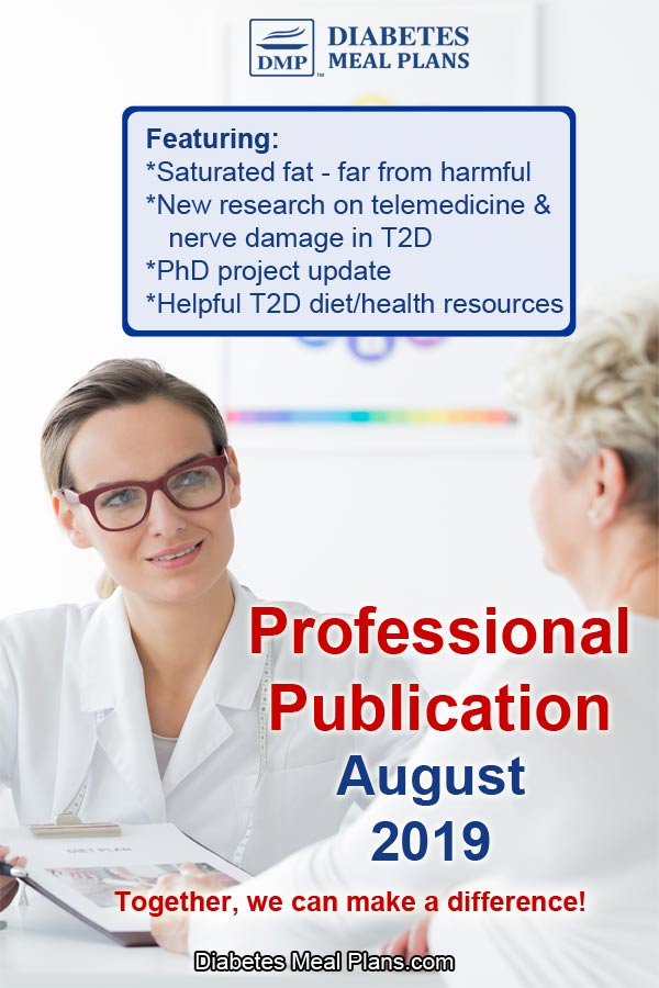 Type 2 diabetes professional publication August 2019
