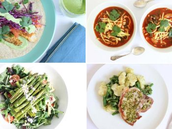 Featured Diabetes Meals: Week 10/14/19 - Bobby Flay