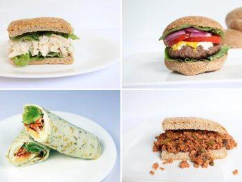 Featured diabetes meals week of 9-2-19