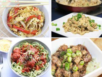 Featured diabetes meals: Week of 9/9/19
