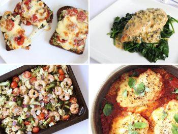 Featured Diabetes Meals - Inspired by Chef Giada de Laurentiis