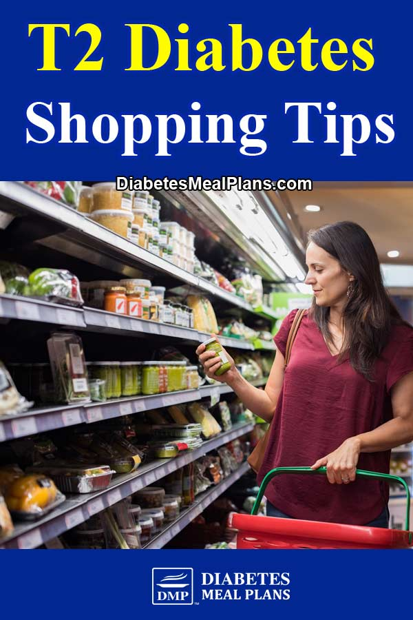 Diabetes Shopping Tips: Make it easier at the grocery store