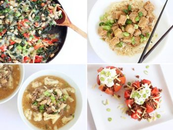 Featured diabetes meals: Week of 2-10-20