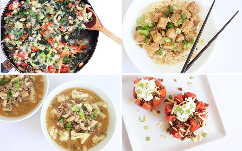 Featured diabetes meals: Week of 2-10-20