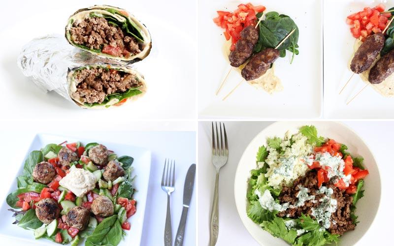 Featured diabetes meals: Week of 4-20-20