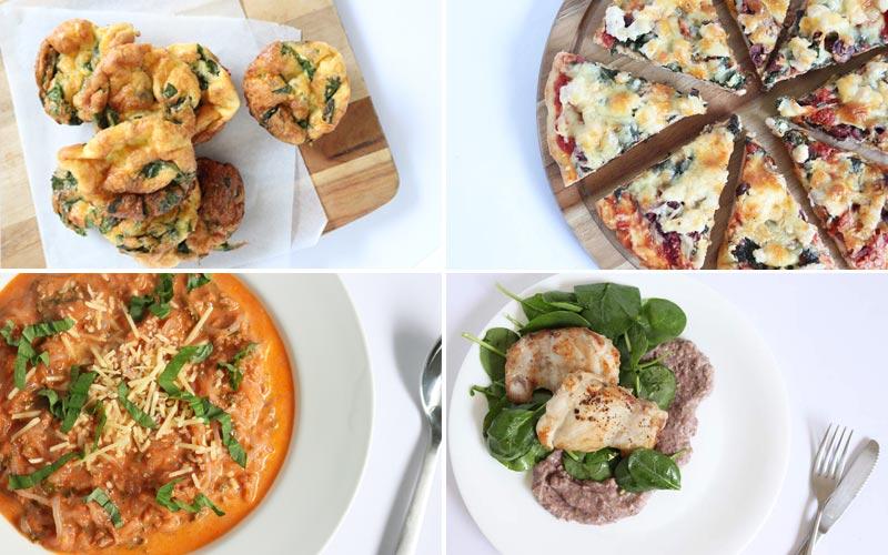 Featured diabetes meals: Week of 4-6-20