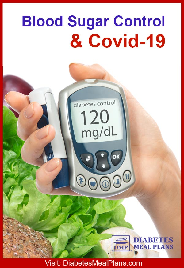 Blood sugar control and Covid-19