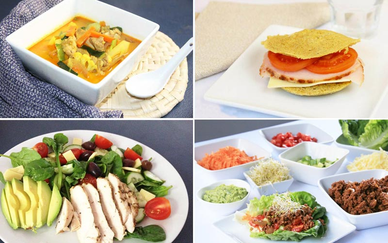 Featured diabetes meals: Week of 7-13-20