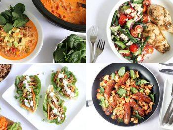 Featured diabetes meals: Week of 7-27-20