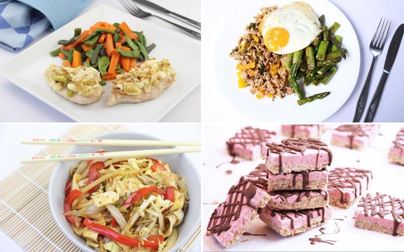 Featured diabetes meals: Week of 9-28-20